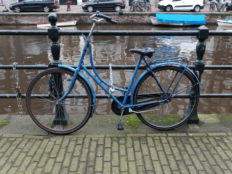アムス自転車1